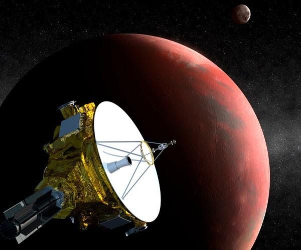 Logo Google hôm nay 14/7: Tìm kiếm sự sống ở sao Diêm Vương - anh 2