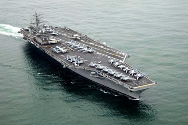 Sức mạnh thống trị đại dương của Hải quân Mỹ - anh 1