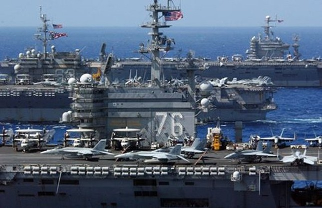 Sức mạnh thống trị đại dương của Hải quân Mỹ - anh 9