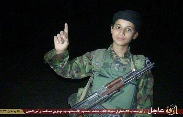 Những công cụ dùng làm vũ khí đầy ghê tởm của IS - anh 1