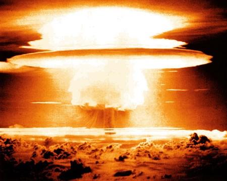 Tiết lộ bí mật thảm họa hạt nhân Castle Bravo - anh 1