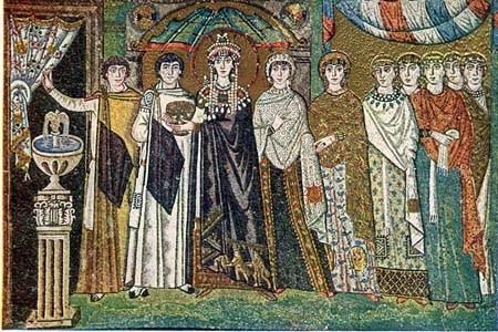 Bí ẩn đế chế Byzantine hùng mạnh bậc nhất lịch sử nhân loại - anh 5