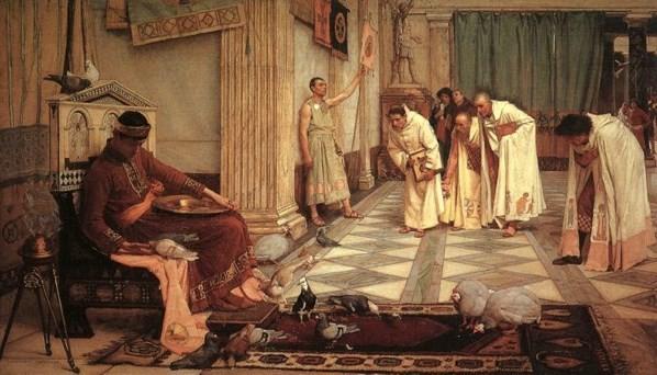 Bí ẩn đế chế Byzantine hùng mạnh bậc nhất lịch sử nhân loại - anh 7