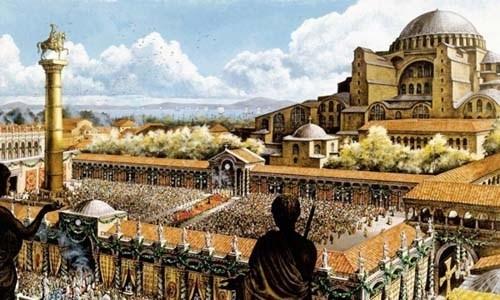 Bí ẩn đế chế Byzantine hùng mạnh bậc nhất lịch sử nhân loại - anh 3