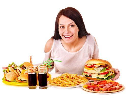 """""""Nguyên tắc"""" khỏe mạnh với đồ Fast food - anh 1"""