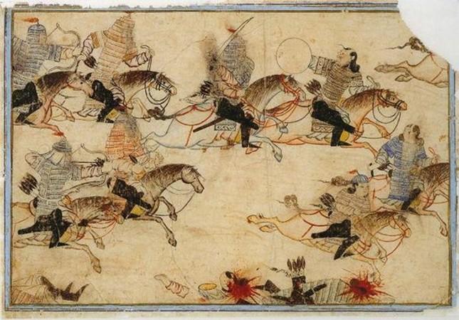 Sức mạnh bí ẩn của Đế chế Mông Cổ - Huyền thoại của những đế chế trong lịch sử - anh 2