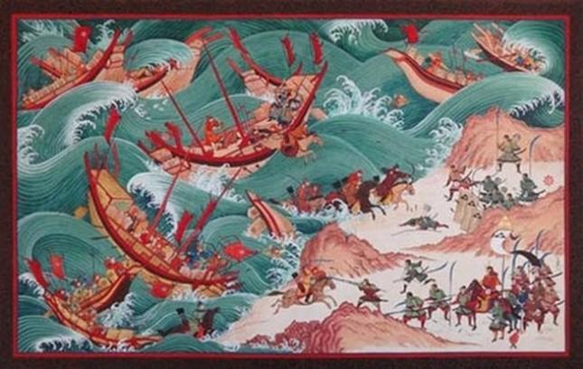 Sức mạnh bí ẩn của Đế chế Mông Cổ - Huyền thoại của những đế chế trong lịch sử - anh 4
