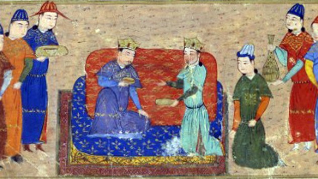 Sức mạnh bí ẩn của Đế chế Mông Cổ - Huyền thoại của những đế chế trong lịch sử - anh 6
