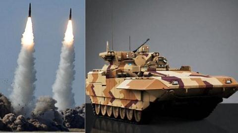 Vũ khí Nga-Mỹ: Cuộc đua 'kẻ tám lạng, người nửa cân' - anh 2