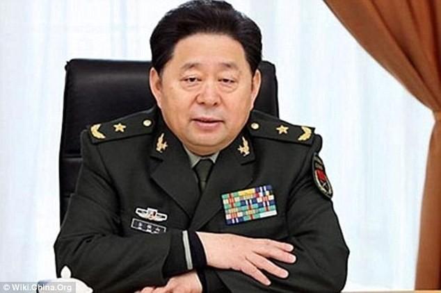 Trung Quốc: Tướng quân đội lãnh án tử hình treo vì tham nhũng - anh 1