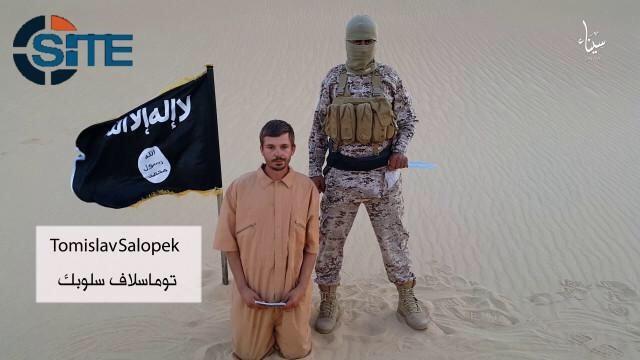 IS chặt đầu con tin vì tức giận với chính phủ Ai Cập - anh 1