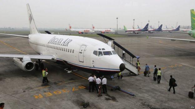 Vụ máy bay Indonesia mất tích: Đã tìm thấy xác máy bay [Cập nhật] - anh 4