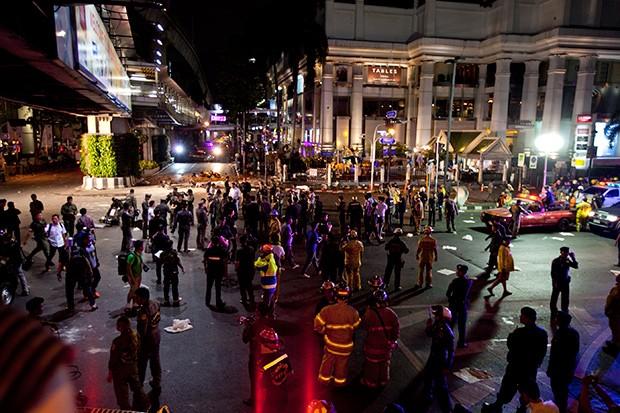 Thái Lan: Đánh bom rung chuyển Bangkok, hàng trăm người thương vong - anh 3