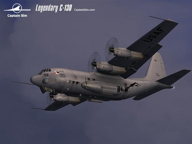 """Máy bay cường kích Lockheed AC-130 – """"Hung thần"""" của Không quân Mỹ - anh 5"""