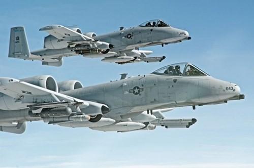 """Khám phá sức mạnh """"Thần sấm"""" A-10 Thunderbolt của Không quân Mỹ - anh 5"""