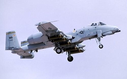 """Khám phá sức mạnh """"Thần sấm"""" A-10 Thunderbolt của Không quân Mỹ - anh 7"""