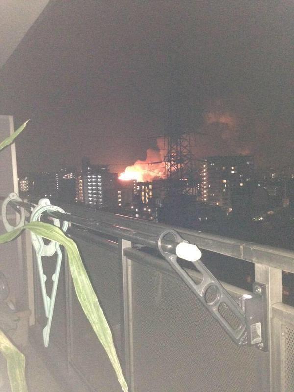Căn cứ quân sự Mỹ ở Nhật Bản bất ngờ phát nổ hàng loạt - anh 2