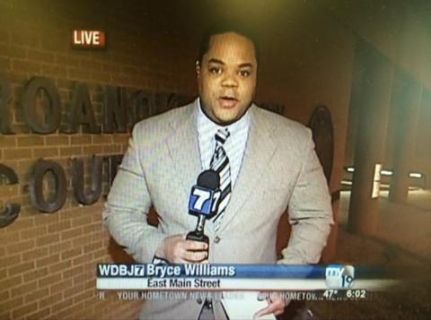 Lộ diện nghi phạm bắn chết hai phóng viên Mỹ trên truyền hình trực tiếp - anh 1