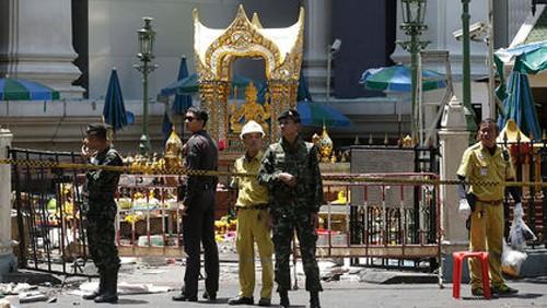 Thái Lan điều tra nhóm người Thổ Nhĩ Kỳ trong vụ đánh bom Bangkok - anh 1