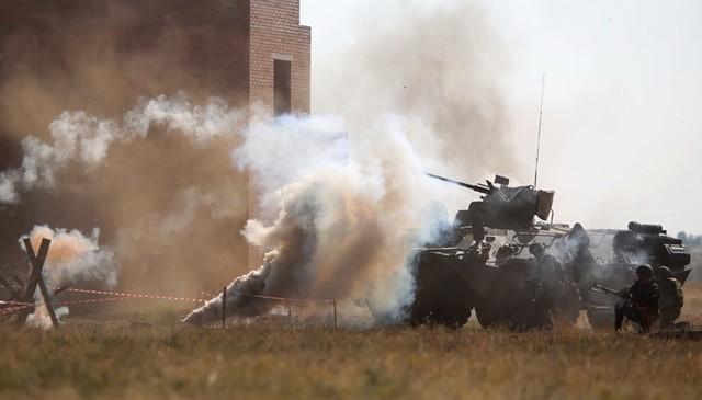 Căng thẳng Nga-NATO: Ngòi nổ cho cuộc chiến tranh mới - anh 2