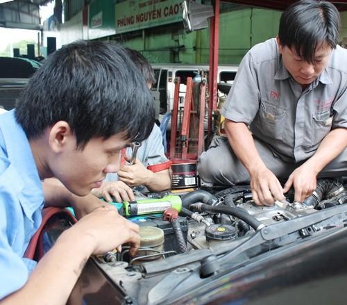 TP Hồ Chí Minh: Nỗi lo chất lượng lao động - anh 1