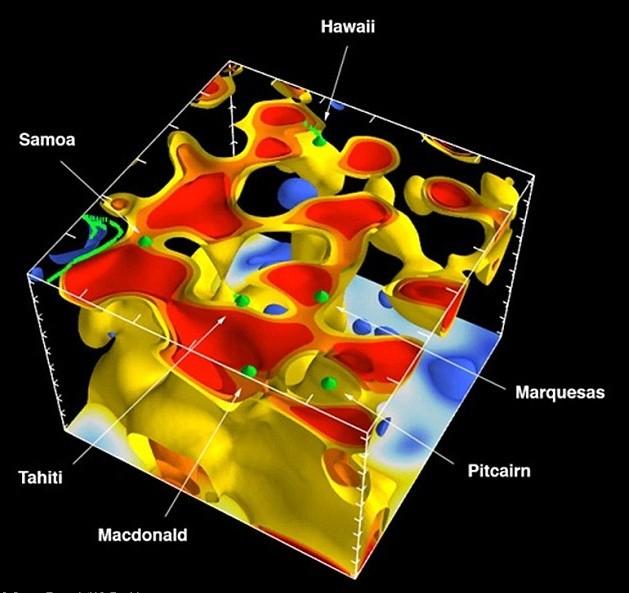 Chuỗi núi lửa ở Hawaii và Iceland được hình thành như thế nào? - anh 1