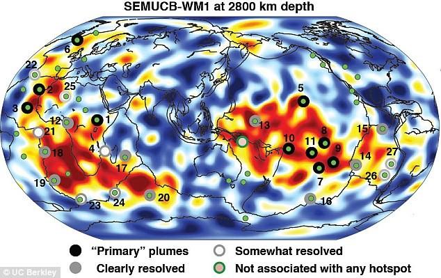 Chuỗi núi lửa ở Hawaii và Iceland được hình thành như thế nào? - anh 3