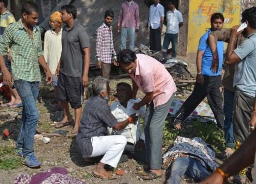 Ấn Độ săn lùng nghi phạm gây ra vụ nổ kinh hoàng ở nhà hàng, hơn 100 người chết - anh 2