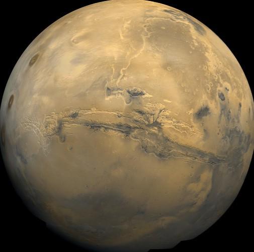 Những ý tưởng 'siêu độc' để biến sao Hỏa ấm như Trái đất - anh 3