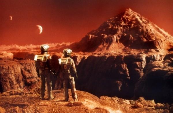 Những ý tưởng 'siêu độc' để biến sao Hỏa ấm như Trái đất - anh 2