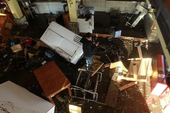Vụ động đất 8,3 độ Richter ở Chile: 11 người chết, dỡ bỏ cảnh báo sóng thần - anh 4