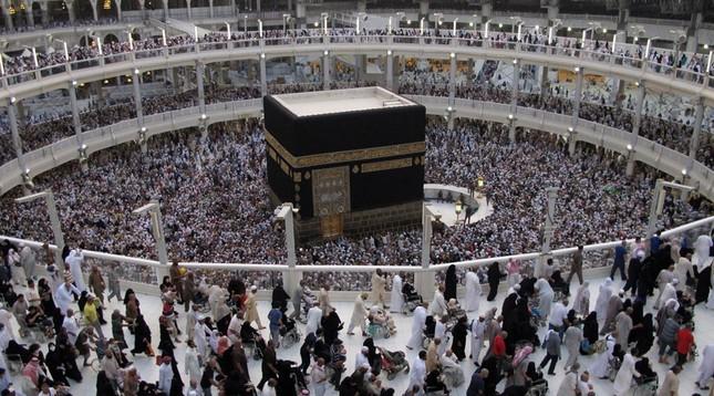 Cháy lớn ở thánh địa Mecca, hơn 1.000 người phải sơ tán - anh 2