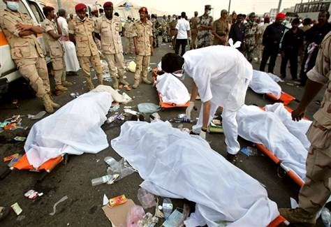 Iran để quốc tang ba ngày sau thảm họa giẫm đạp kinh hoàng ở Mecca - anh 2