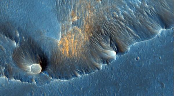 Chùm ảnh cận cảnh về sao Hỏa chưa từng công bố của NASA - anh 3
