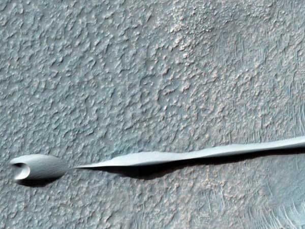 Chùm ảnh cận cảnh về sao Hỏa chưa từng công bố của NASA - anh 12