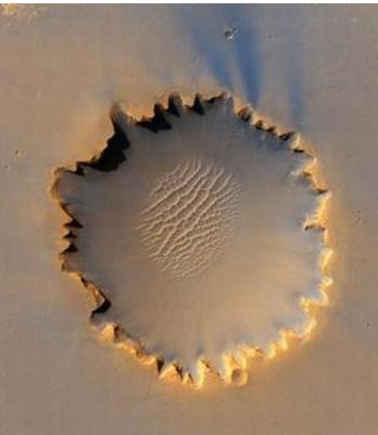 Chùm ảnh cận cảnh về sao Hỏa chưa từng công bố của NASA - anh 10