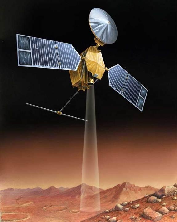 Chùm ảnh cận cảnh về sao Hỏa chưa từng công bố của NASA - anh 2