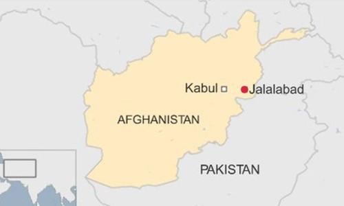 Rơi máy bay quân sự Mỹ ở Afghanistan, 12 người thiệt mạng - anh 1