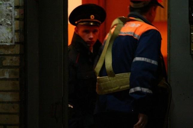 Nga bắt giữ nhóm tình nghi khủng bố tấn công Moscow - anh 1