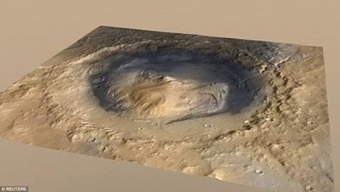 """NASA tiết lộ """"hành trình 3 bước"""" đưa người lên chinh phục sao Hỏa năm 2030 - anh 2"""