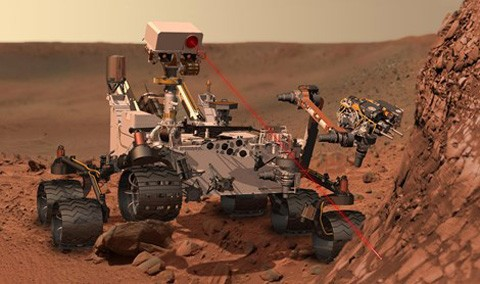 """NASA tiết lộ """"hành trình 3 bước"""" đưa người lên chinh phục sao Hỏa năm 2030 - anh 3"""