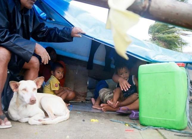 Philippines dọn dẹp đống đổ nát sau siêu bão Koppu - anh 3