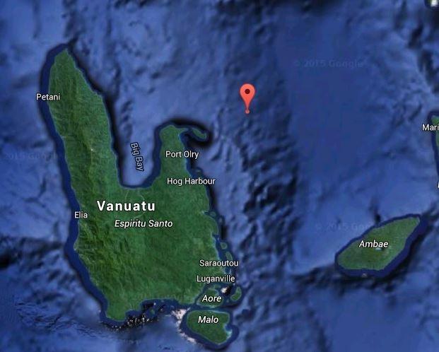 Động đất 7,3 độ Richter giữa Thái Bình Dương, không có cảnh báo sóng thần - anh 1