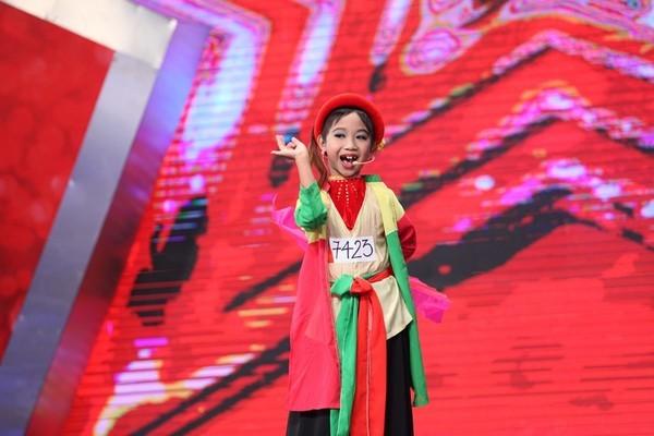 """Vietnam's Got Talent: Phát sốt với cậu bé """"Thị Mầu"""" 8 tuổi - anh 1"""