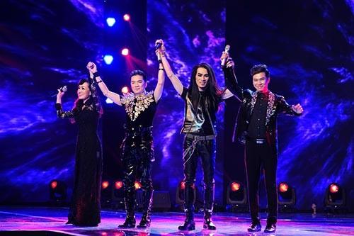 Giang Hồng Ngọc đăng quang X Factor 2014 - anh 10
