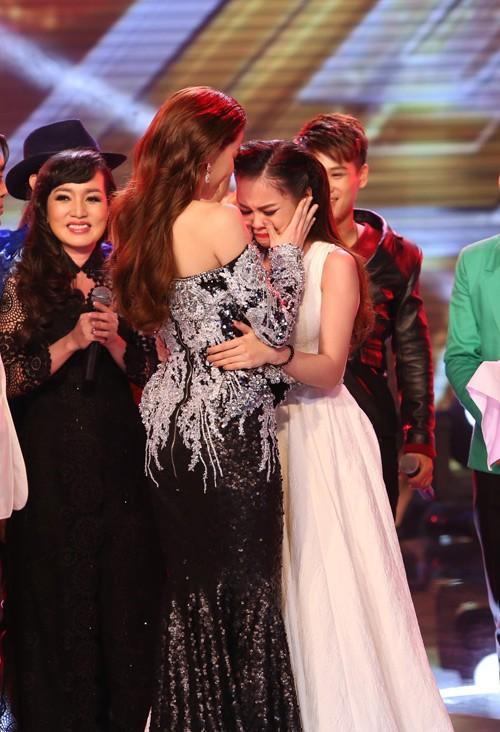 Giang Hồng Ngọc đăng quang X Factor 2014 - anh 1