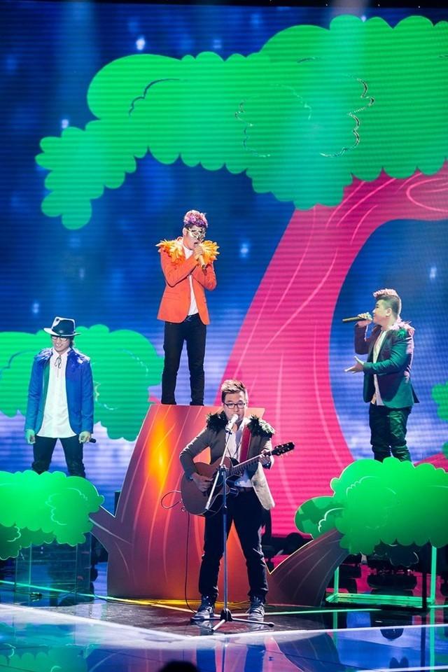 Giang Hồng Ngọc đăng quang X Factor 2014 - anh 6