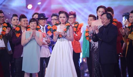 Giang Hồng Ngọc đăng quang X Factor 2014 - anh 2