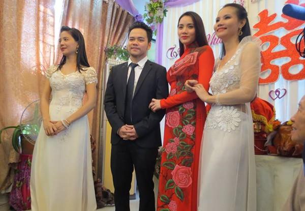Trang Nhung đã mang bầu 3 tháng - anh 1