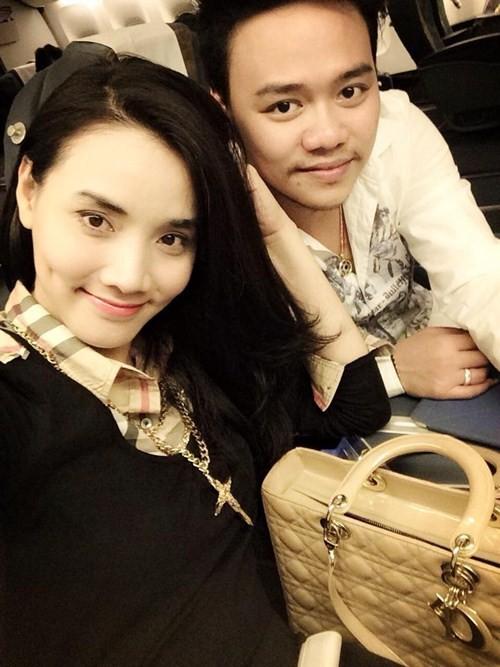 Trang Nhung đã mang bầu 3 tháng - anh 3